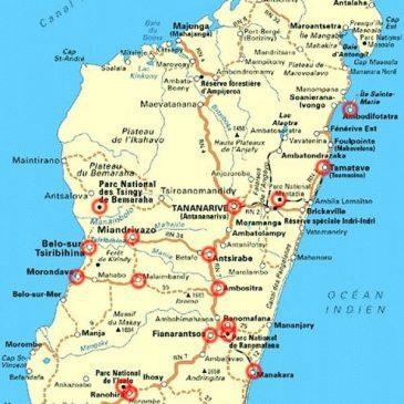 Au revoir Madagascar et à bientôt…
