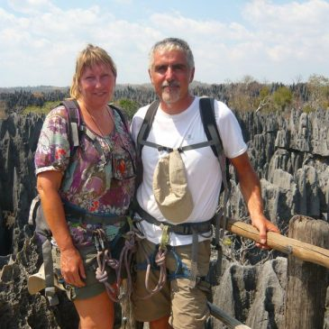De Bélo sur Tsiribihina à Bekopaka. Les grands Tsingy de Bémaraha