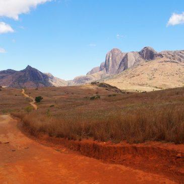 De Ranohira à Camp Catta (le camp des lémuriens Catta)