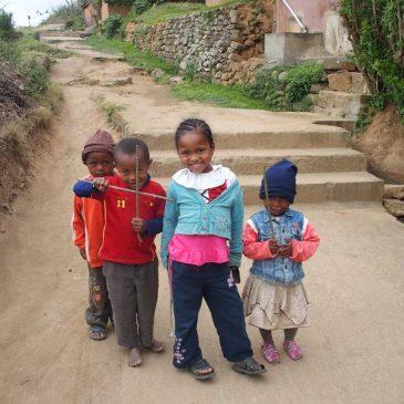 De Fianarantsao à Manakara au bord de l'océan indien sur la côte sud est