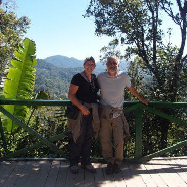 Visite du parc Ranomafa patrimoine mondial