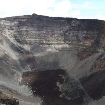 Rando du Piton de la Fournaise au cratère Dolomieu (2512 m)