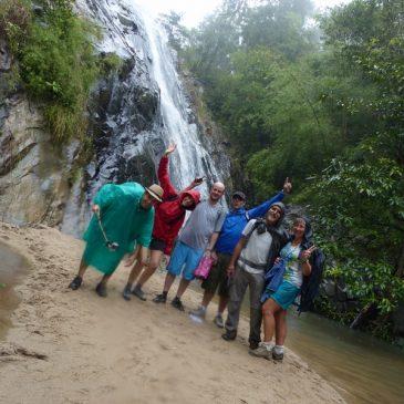 2 jours de trek dans la jungle