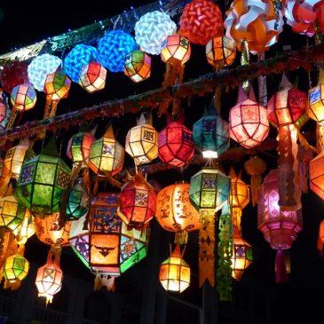 2 jours au festival de Loy Krathong à Chiang Mai