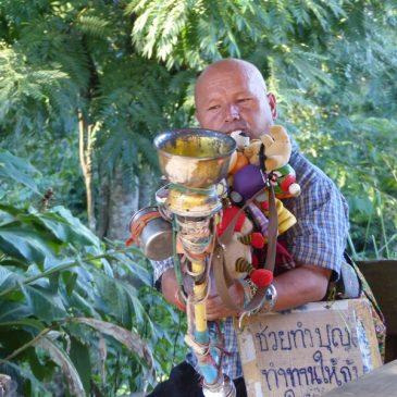 Balades dans les alentours de Chiang Mai