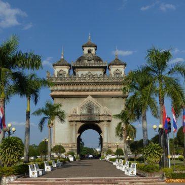 4 jours à Vientiane Capitale du Laos
