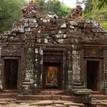 Paksé et le Wat Phou