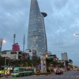 la plus haute tour de la ville