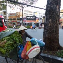 marchande de légume