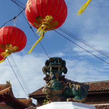 Etape à Malacca