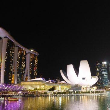 L'étonnante Singapour !