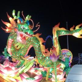 Le dragon signe chinois pour ceux nés en 1988