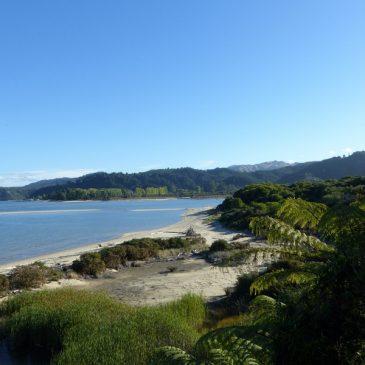 De Queen Charlotte au parc Abel Tasman
