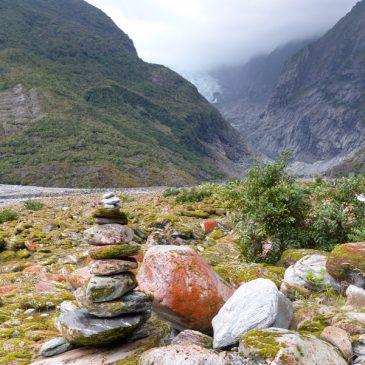 De Hokitika au glacier Franz Joseph