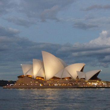 Sydney, sa superbe baie et ses plages.
