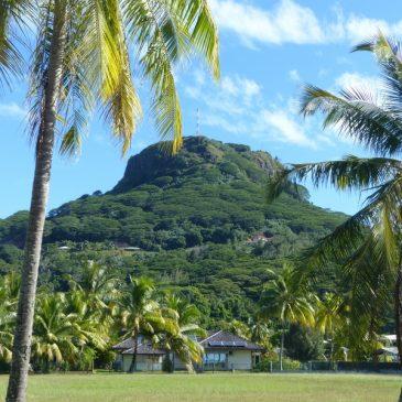 Raiatea, l'île sacrée