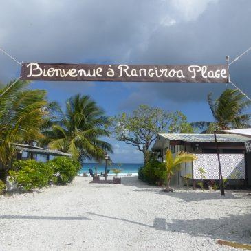 Rangiroa atoll des Tuamotu