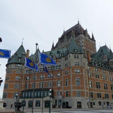 Un petit aperçu de la région de Québec