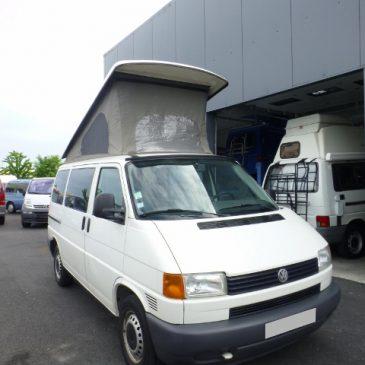 Samedi 4 juin achat du van